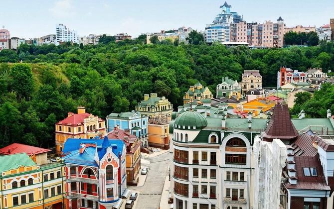 Ukrayna'ya vizesiz ve pasaportsuz seyahat dönemi başladı!