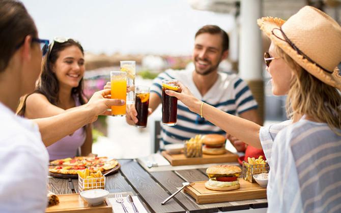 Uzun tatillerde sağlıklı beslenme ipuçları!