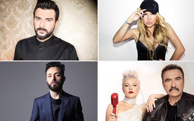 Antalya'da Eylül ayında hangi konserler var?