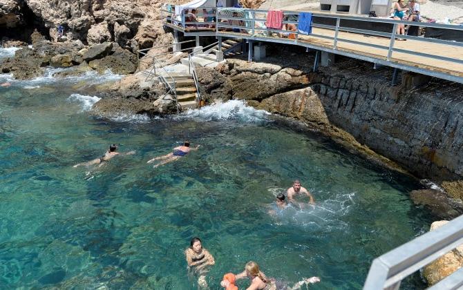 Antalya tatilinde gitmeniz gereken falez plajları!